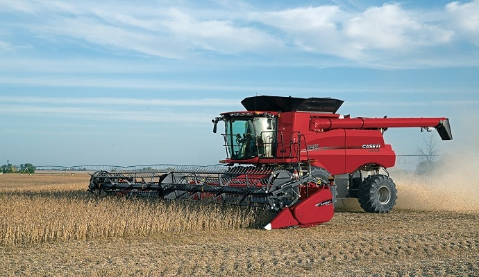 Case IH Axial Flow kombájn