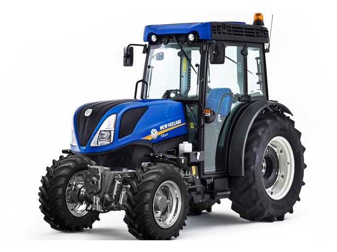 11 New Holland T 4.110 N min