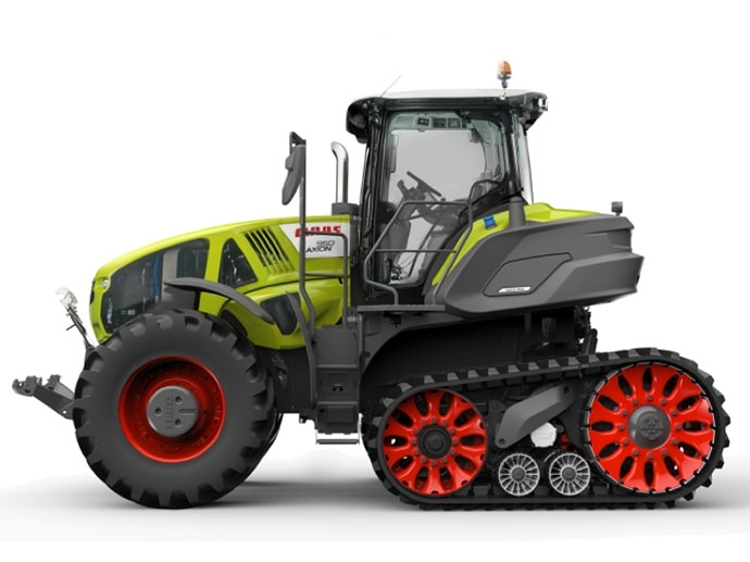 2 Claas AXION 960 min