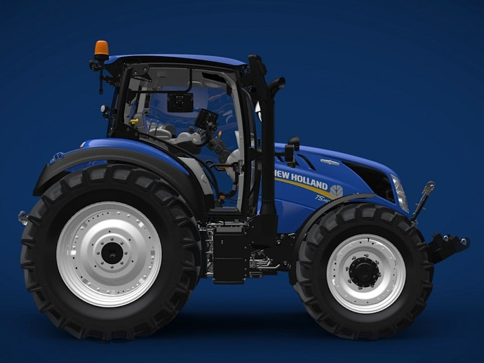8 New Holland T 5.140 Dinamic Control min
