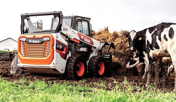 1 bobcat r series loader s76