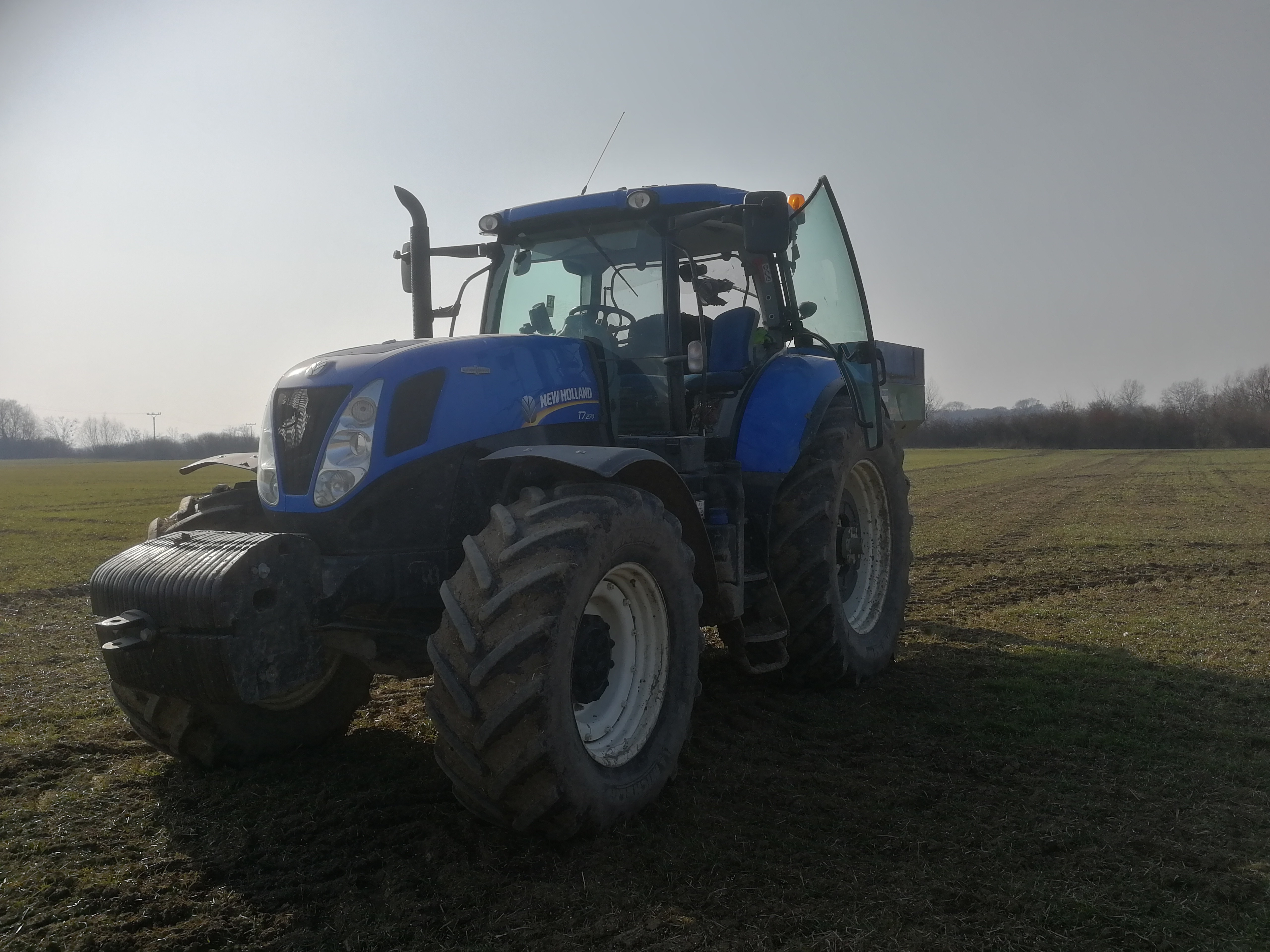 NEW HOLLAND T7270 AUTOCOMMAND